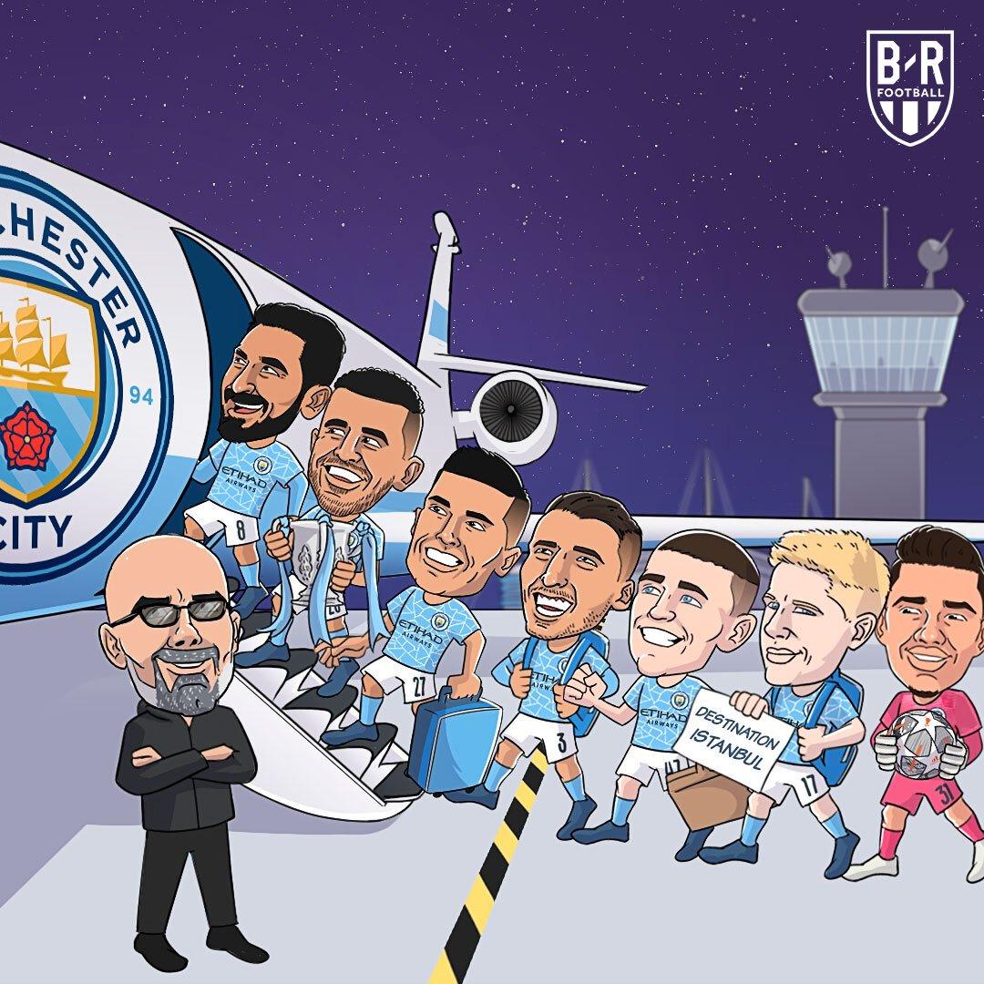 Манчестер Сити вышел в финал ЛЧ