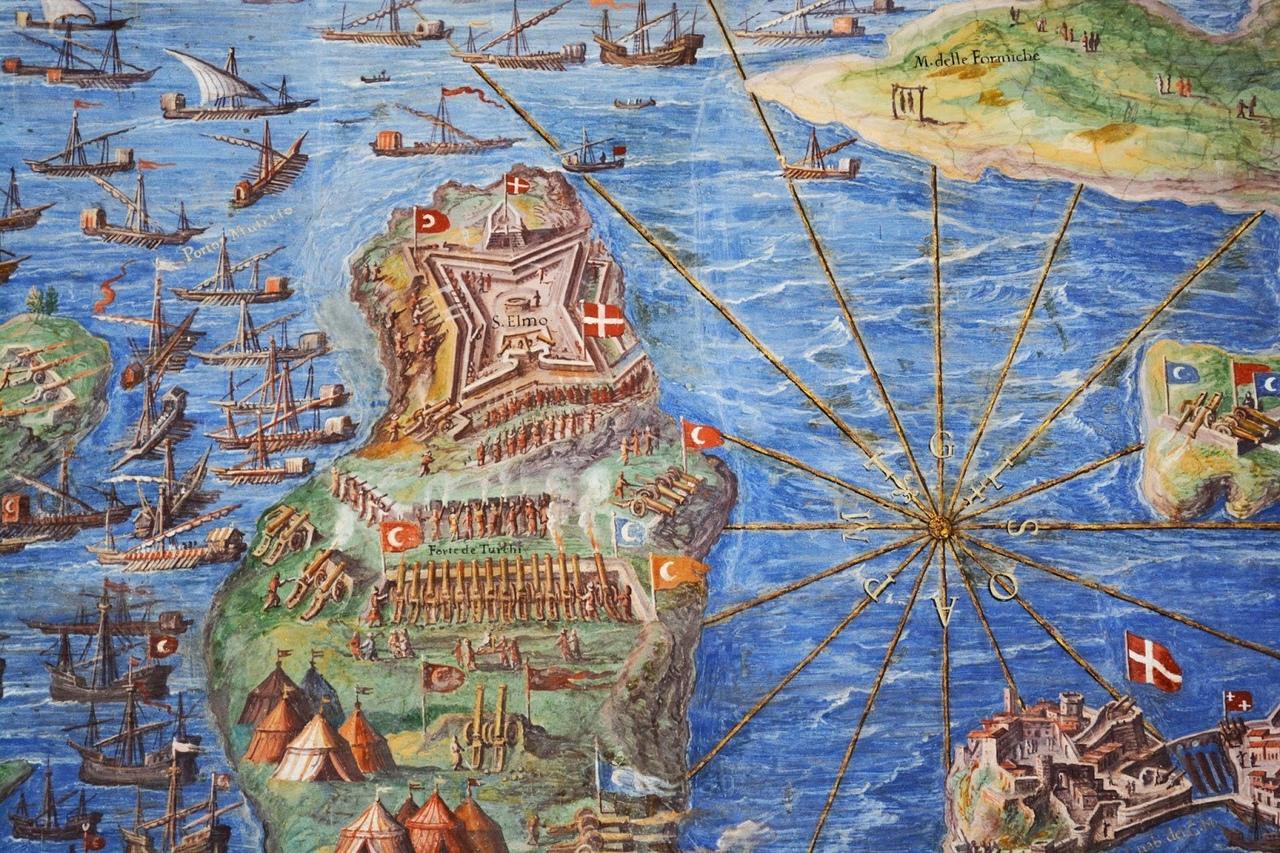 История Мальтийского Ордена и его связь с Россией