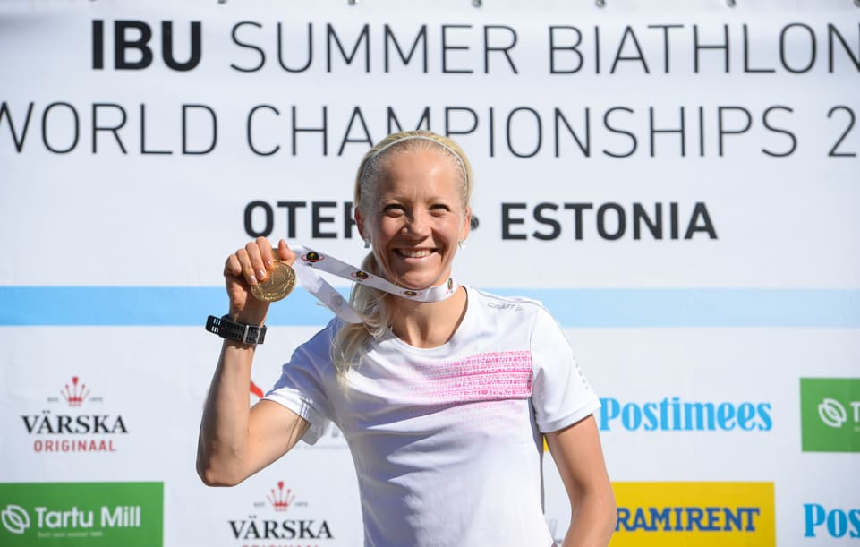 ЧМ IBU по летнему биатлону: как это было