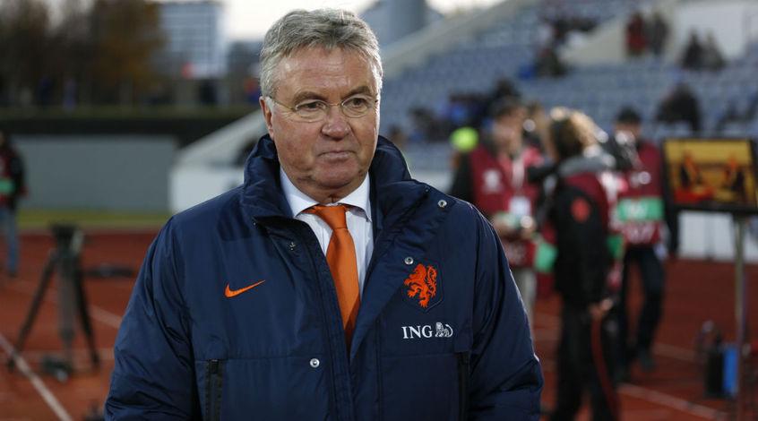 Луи ван Гал в третий раз возглавил Голландию – почти в 70. До этого в сборную несколько раз приходили Хиддинк и Адвокат