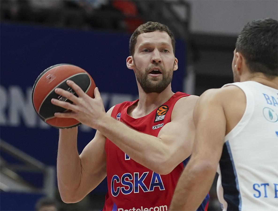 Не особо изящно, зато надежно. ЦСКА обыгрывает Зенит и добывает десятую победу в Евролиге подряд