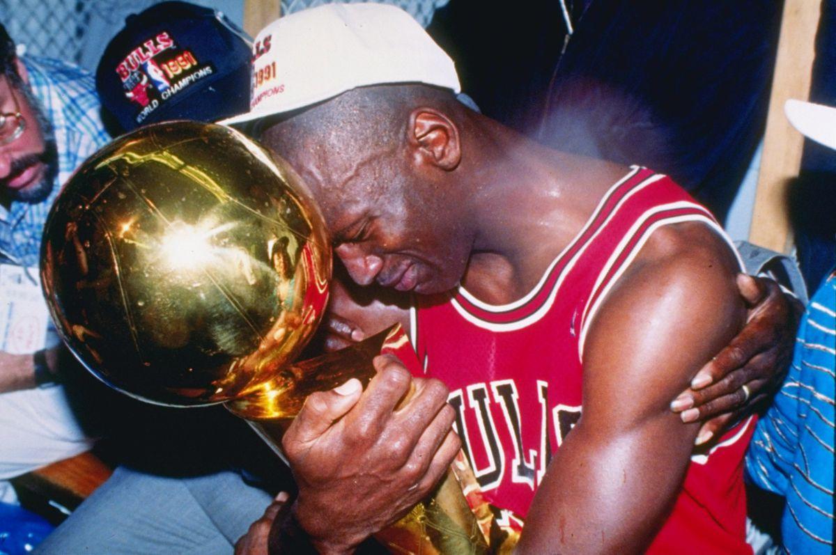 Фил Джексон, Скотти Пиппен, Майкл Джордан, НБА плей-офф, Чикаго, НБА