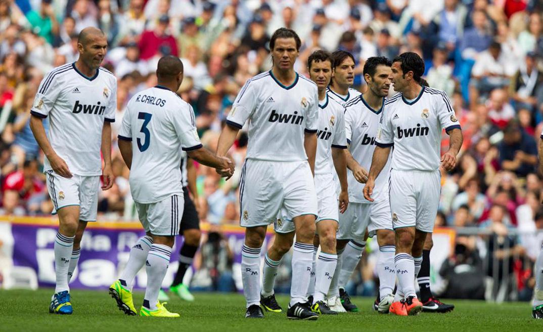 Лига чемпионов УЕФА, Ла Лига, Реал Мадрид