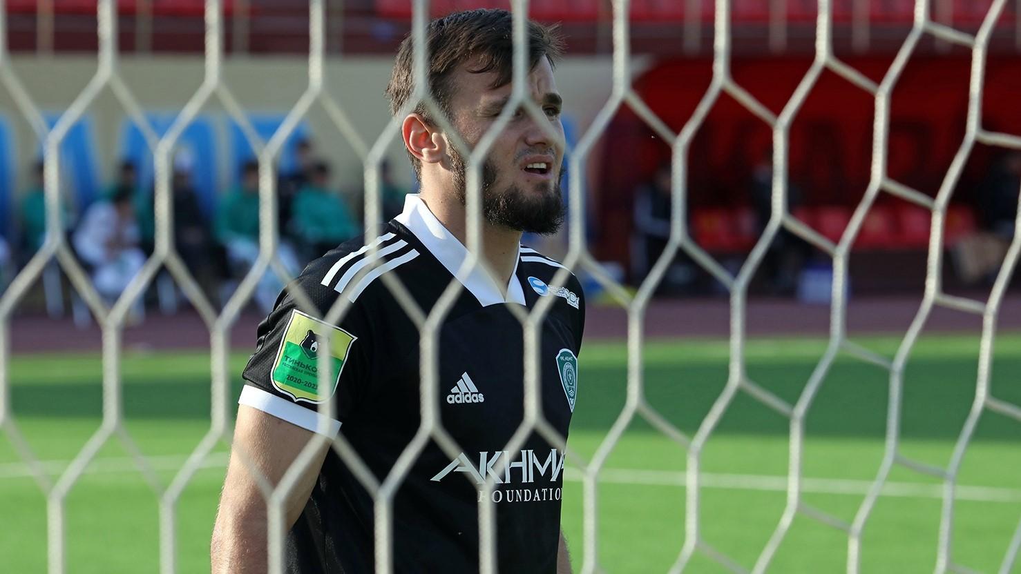 Герой тура в турнире молодежек – вратарь «Ахмата»: взял пенальти, ассистировал со штрафного, принес ничью с «Зенитом»