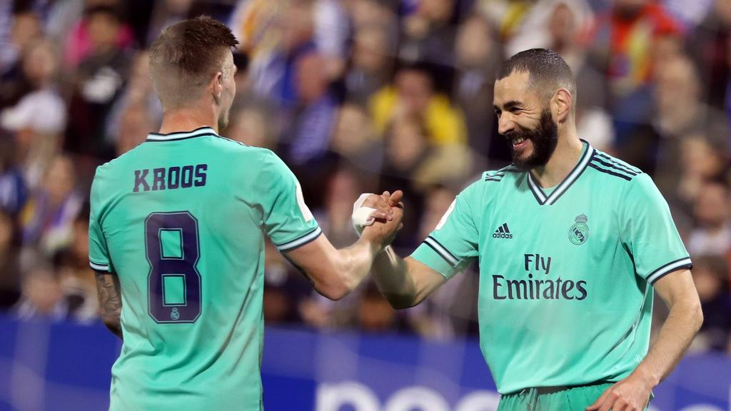 Хладнокровие Тони Крооса ведет «Реал Мадрид» к трофеям