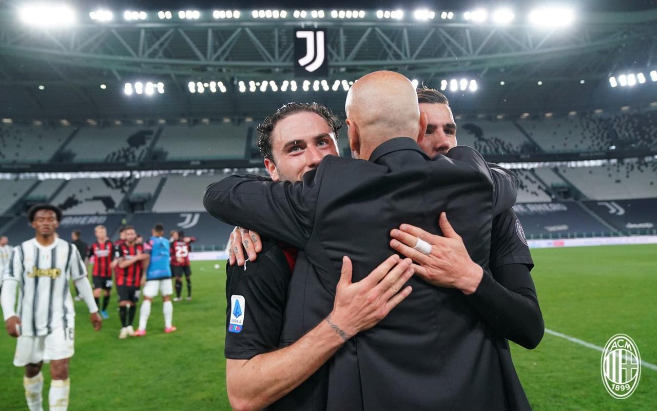 Кажется, «Милан» возвращается в Лигу чемпионов – есть удобный расклад и преимущество над «Юве» по очным матчам