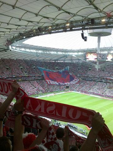Сборная России по футболу, Евро-2012, болельщики
