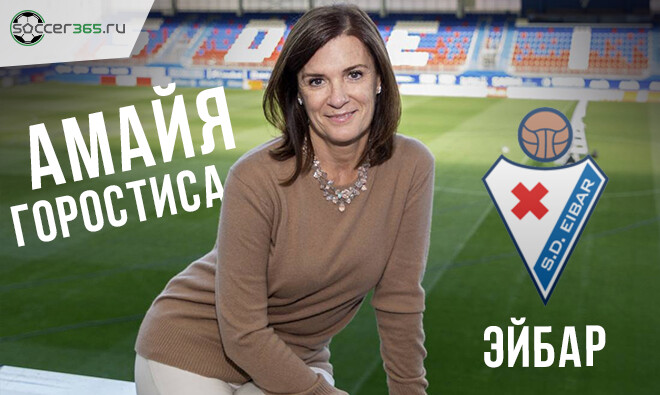 Soccer365.ru, Эйбар, Хосе Луис Мендилибар, Ипуруа, Ла Лига