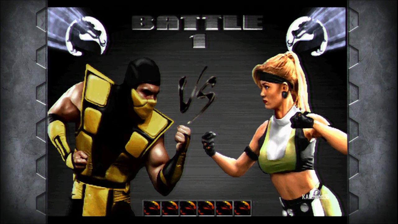 Mortal Kombat 11, Ultimate Mortal Kombat 3, SEGA