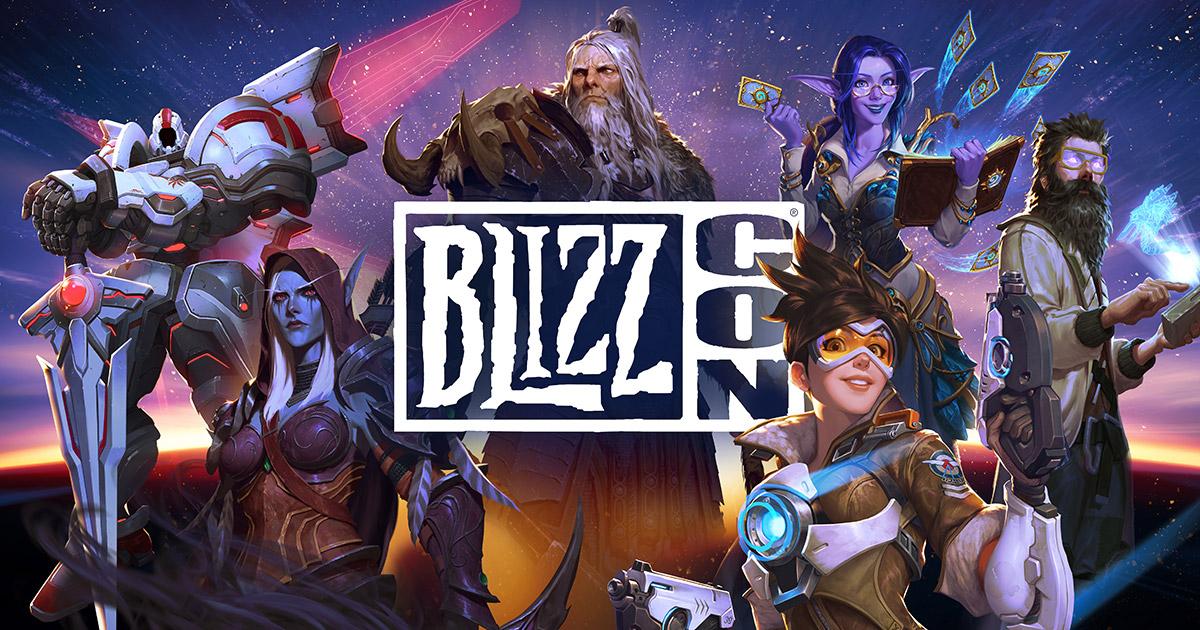 Overwatch 2, BlizzCon, Hearthstone, Diablo 4, World of Warcraft, Activision Blizzard