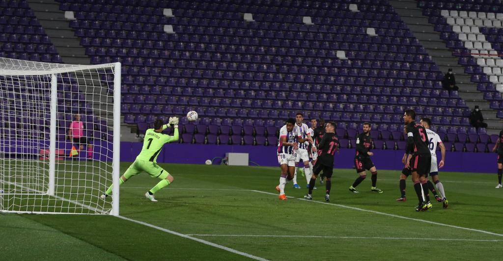 «Реал» наскреб на победу над «Вальядолидом». Обзор матча