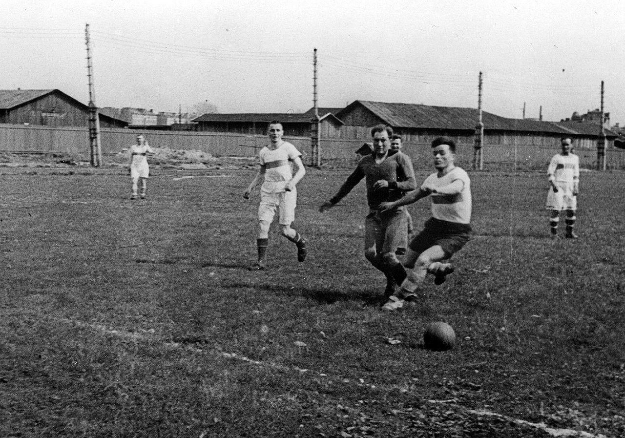 79 лет назад состоялся легендарный блокадный матч – символ стойкости осажденного Ленинграда