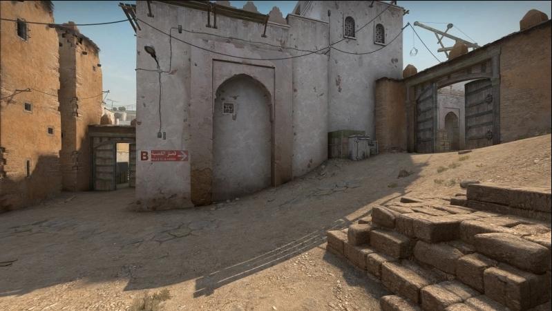 Counter-Strike: Global Offensive, обновления, Dust2
