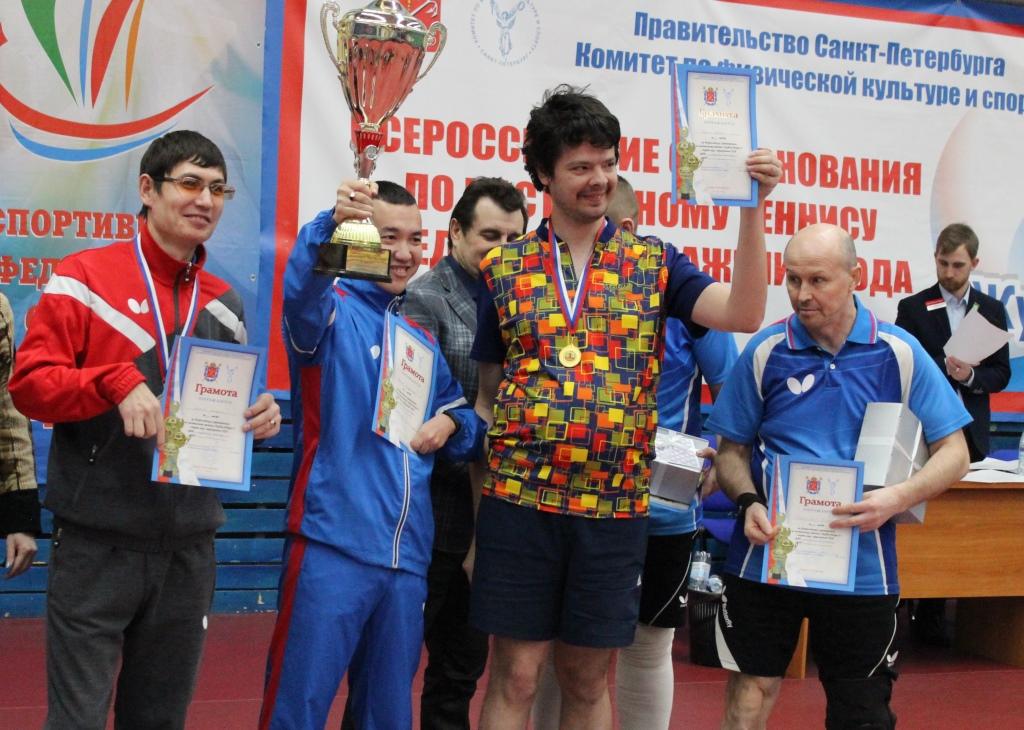 Паралимпийские игры, паралимпийская сборная России