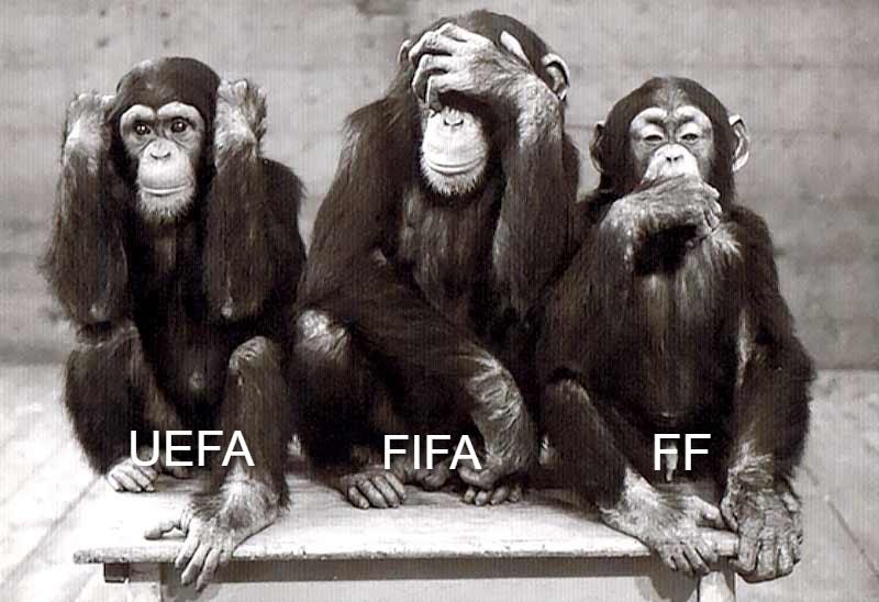 УЕФА, ФИФА, Конкурс