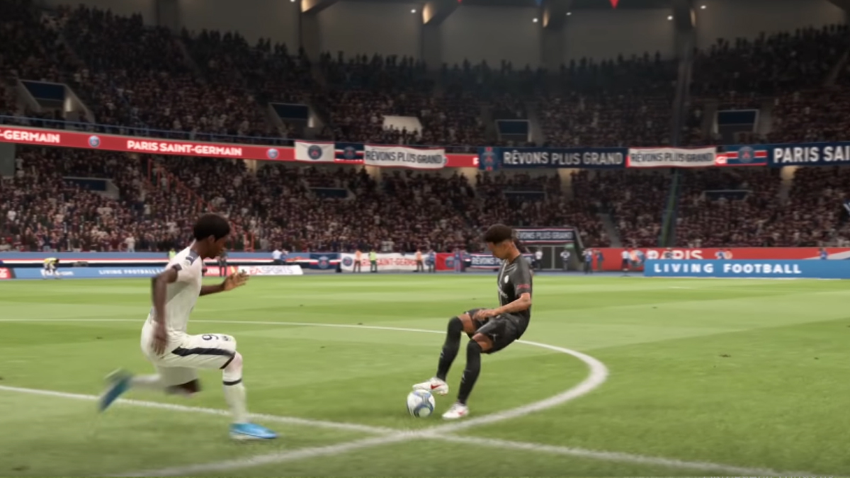 How to do FIFA 21 drag back: tutorial