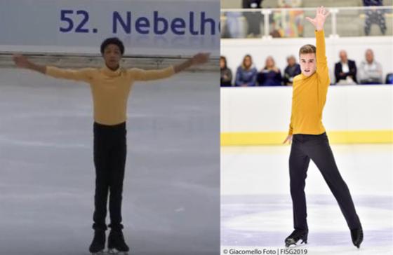 Nebelhorn Trophy 2020: Окно в Европу