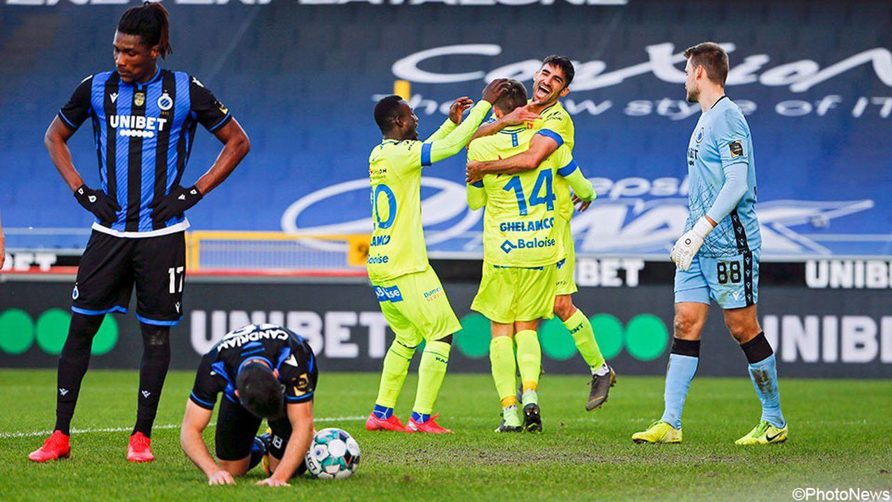 Автогол «Брюгге» принес «Генту» очередную победу, «Шарлеруа» одолел «Андерлехт» на 90+3', «Стандард» опять проиграл