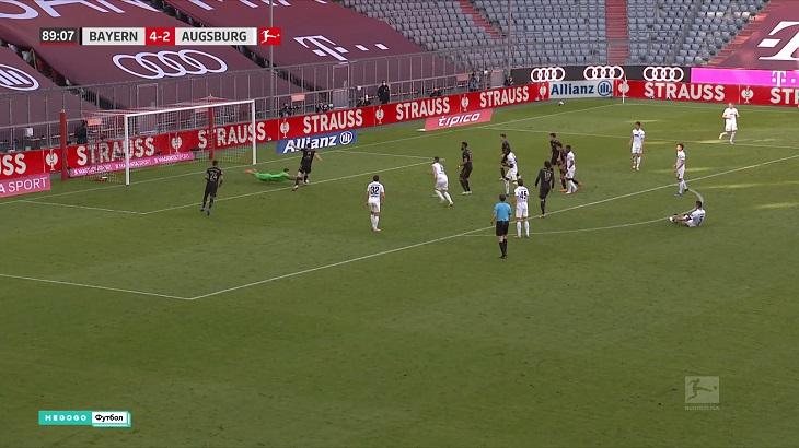 Левандовски побил рекорд Мюллера – вколотил 41-й гол в Бундеслиге! Цифра Герда держалась 49 лет