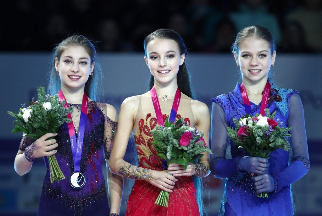 Анна Щербакова повторила Олимпийский подвиг Алины Загитовой в Пхенчхане
