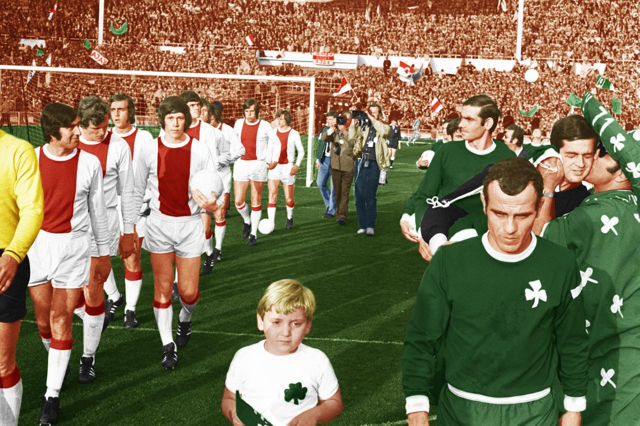 50 лет назад «Аякс» впервые стал лучшим клубом Европы. В финале амстердамцы обыграли команду Ференца Пушкаша