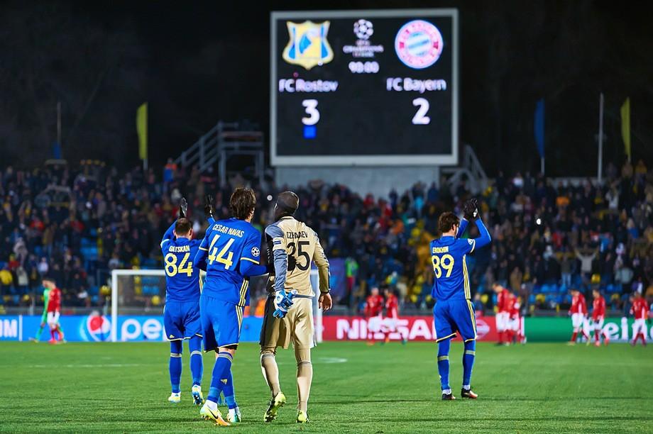 «Бавария», «ПСЖ», «Барселона». Вспоминаем первые победы российских клубов в группе ЛЧ