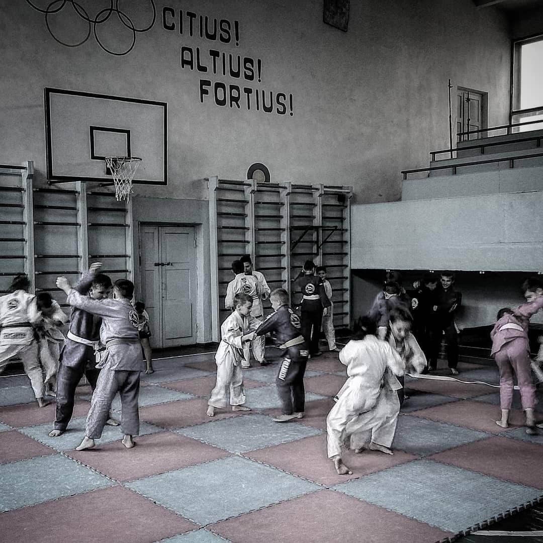 медали, Бразильское джиу-джитсу