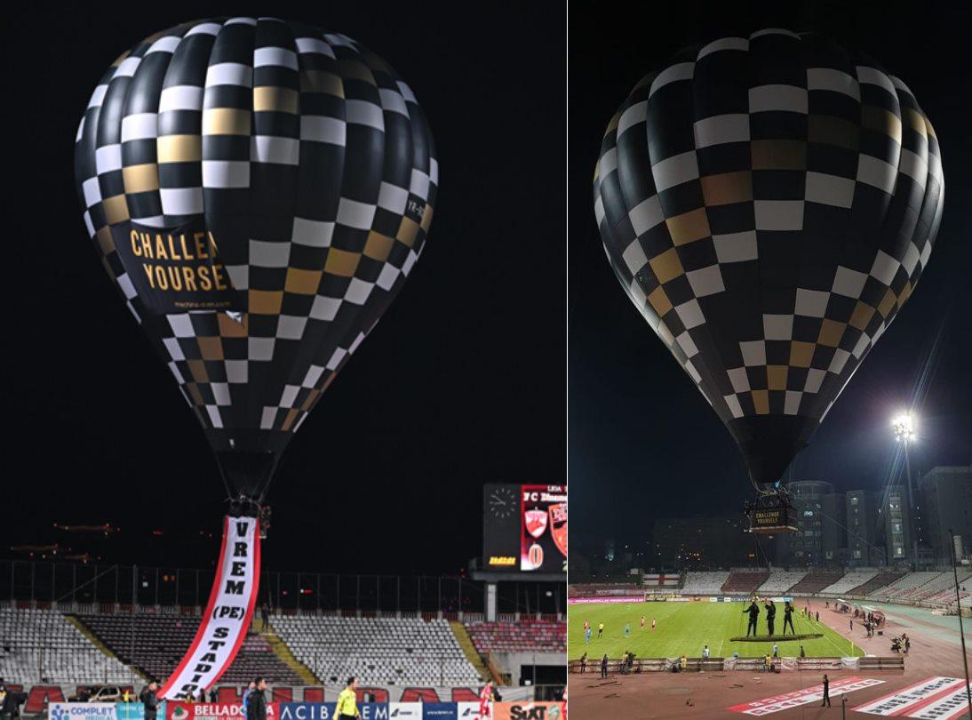 В Румынии фанаты бухарестского «Динамо» покупают несуществующие билеты и пиво ради спасения команды от банкротства