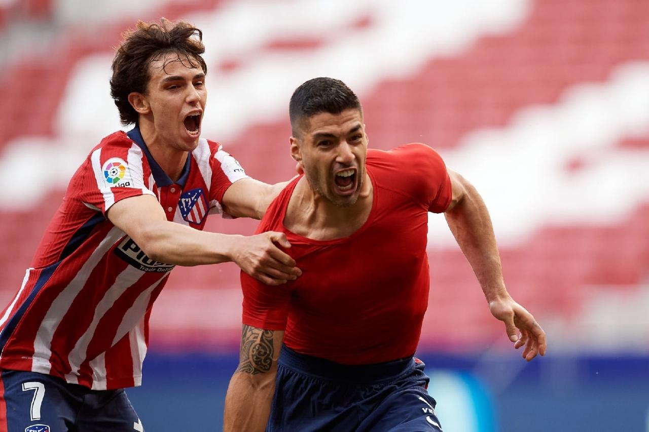 Это чемпионский характер! «Атлетико»-«Осасуна», 2-1