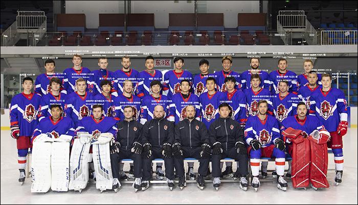 Китайские клубы в ВХЛ. Как это было. 4