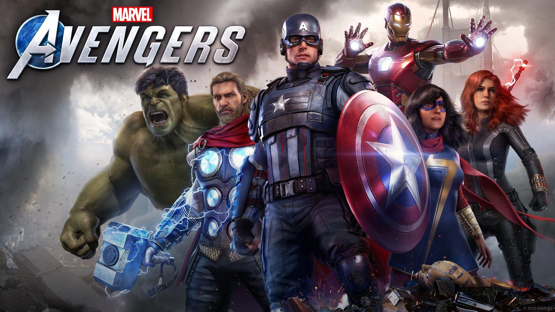 Блоги, Marvel's Avengers, PlayStation 4, Marvel, PlayStation 5, Xbox One, Xbox One S