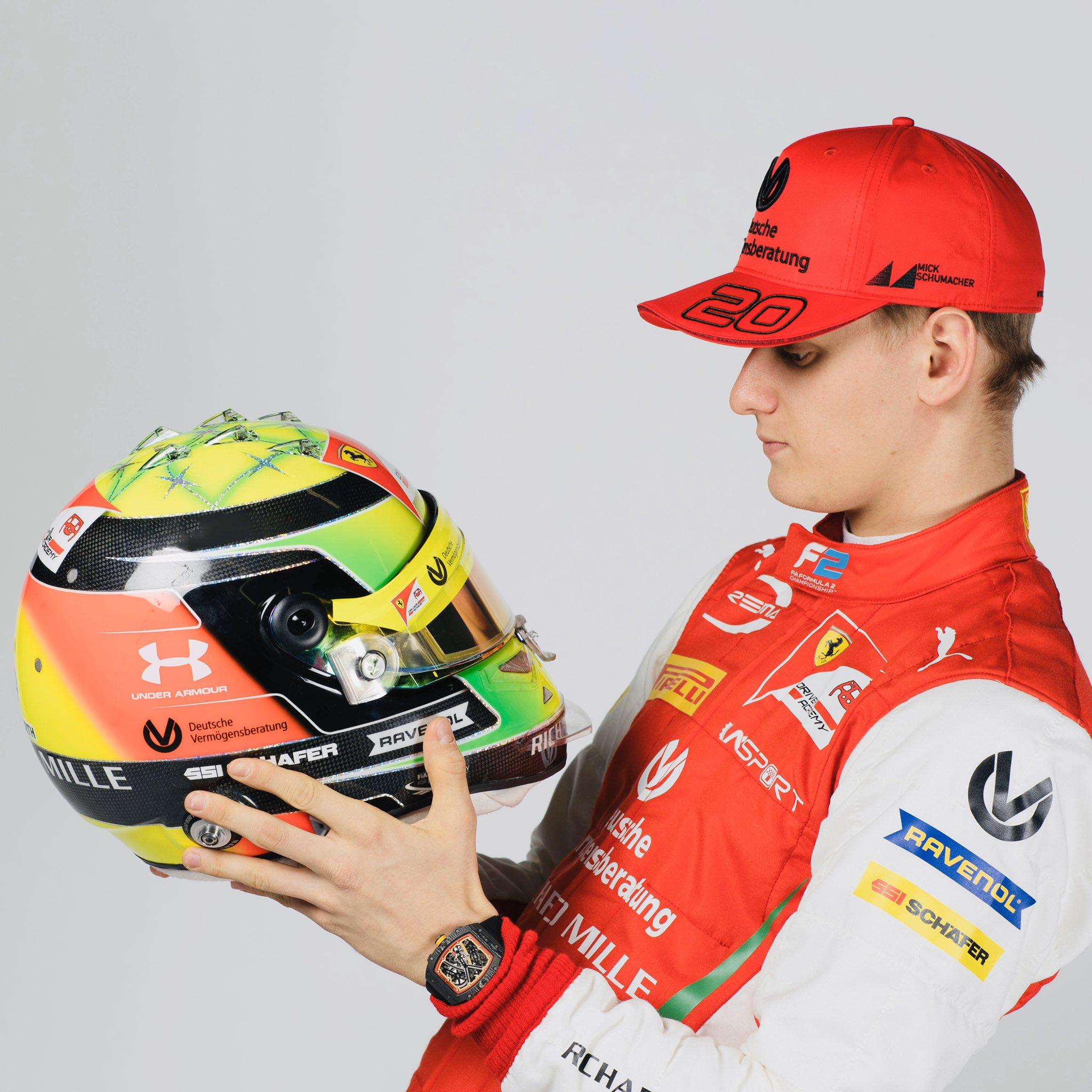 Мик Шумахер, Формула-2