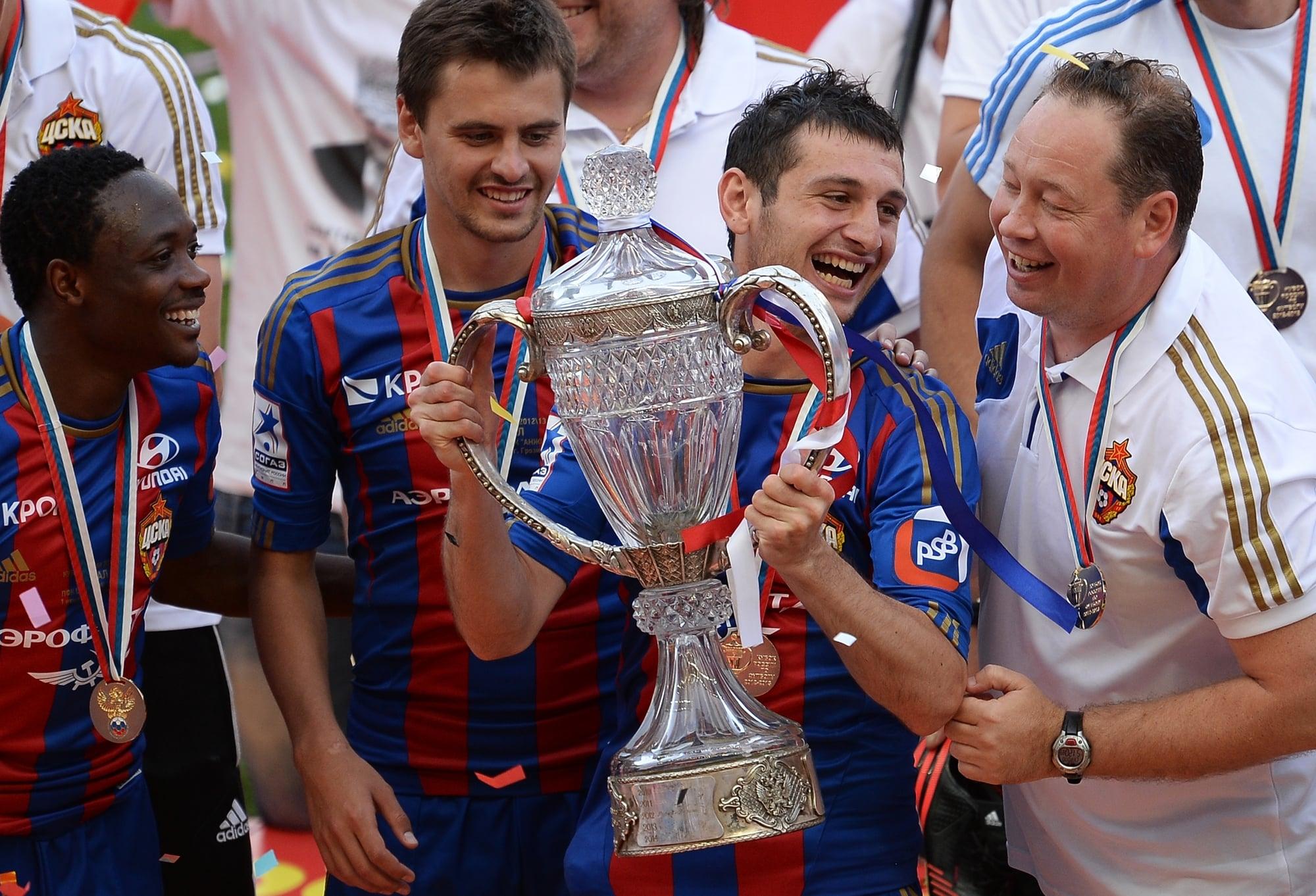 Ровно 20 лет назад Евгений Гинер стал президентом ЦСКА. Вспоминаем, что навыигрывал клуб с 2001 года!