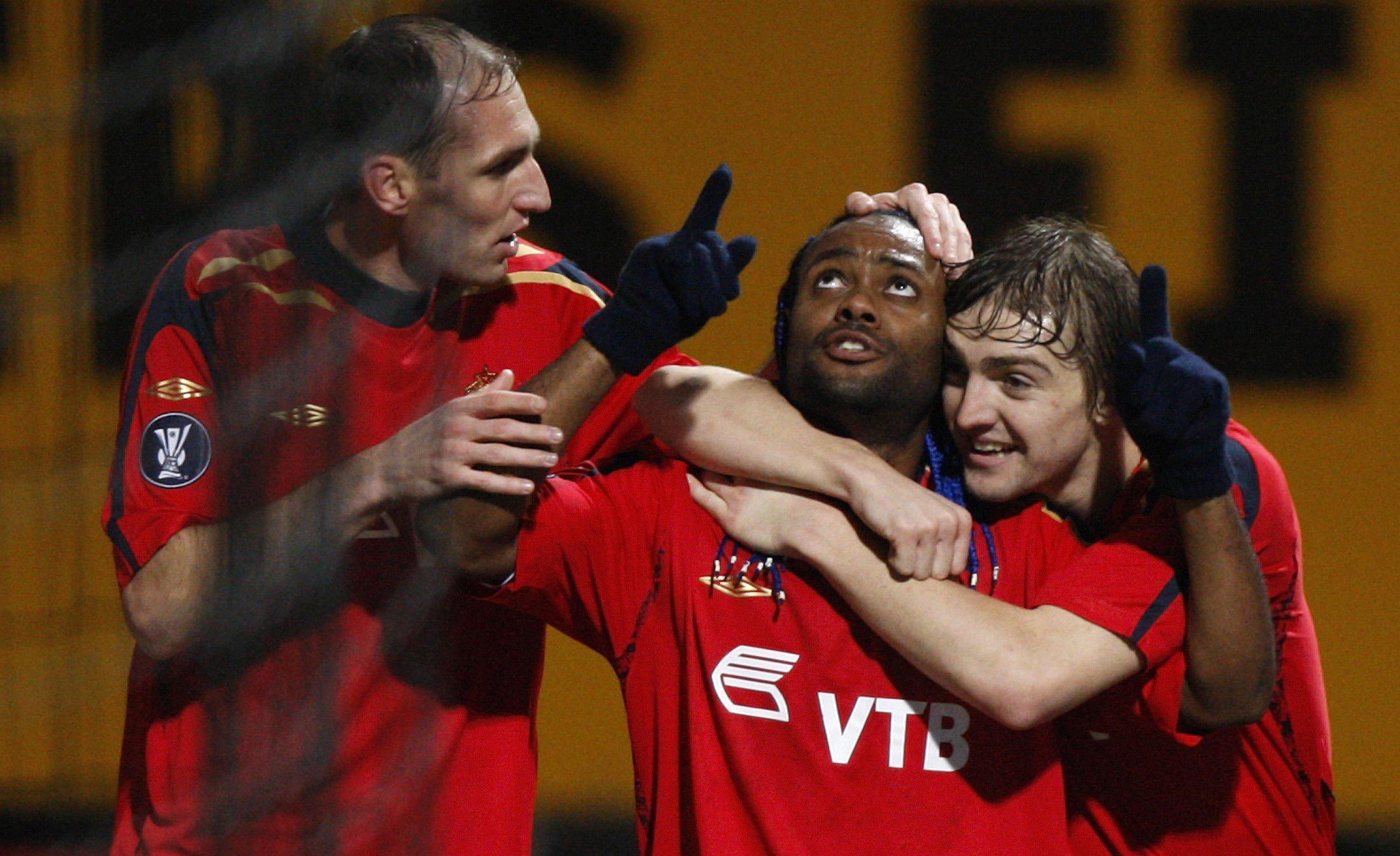 В 2009-м ЦСКА Зико прошел «Астон Виллу» в Кубке УЕФА. А Вагнер Лав стал лучшим бомбардиром последнего турнира