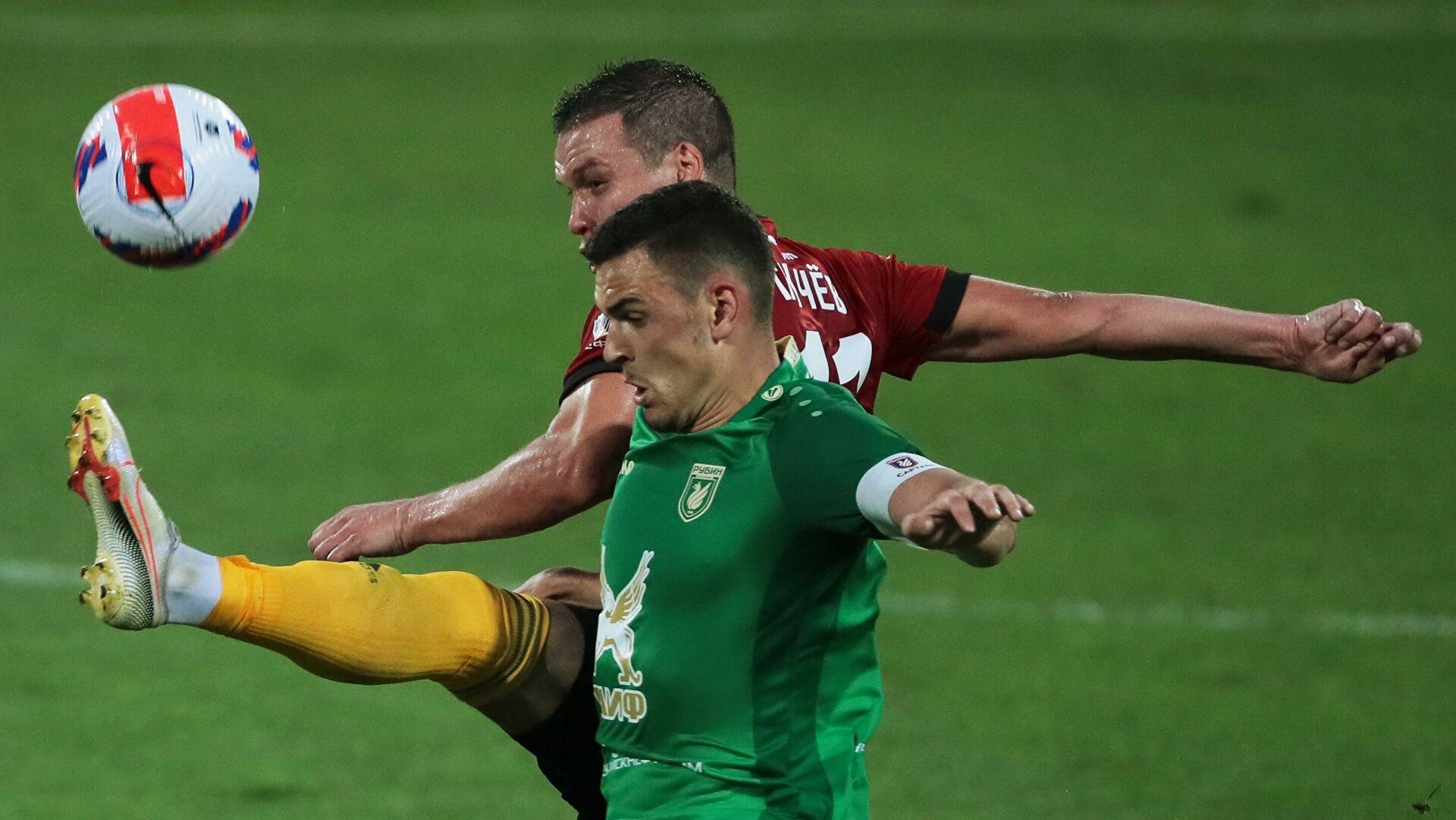 «Арсенал» и «Рубин» открыли 2-й тур РПЛ интересным матчем в Туле
