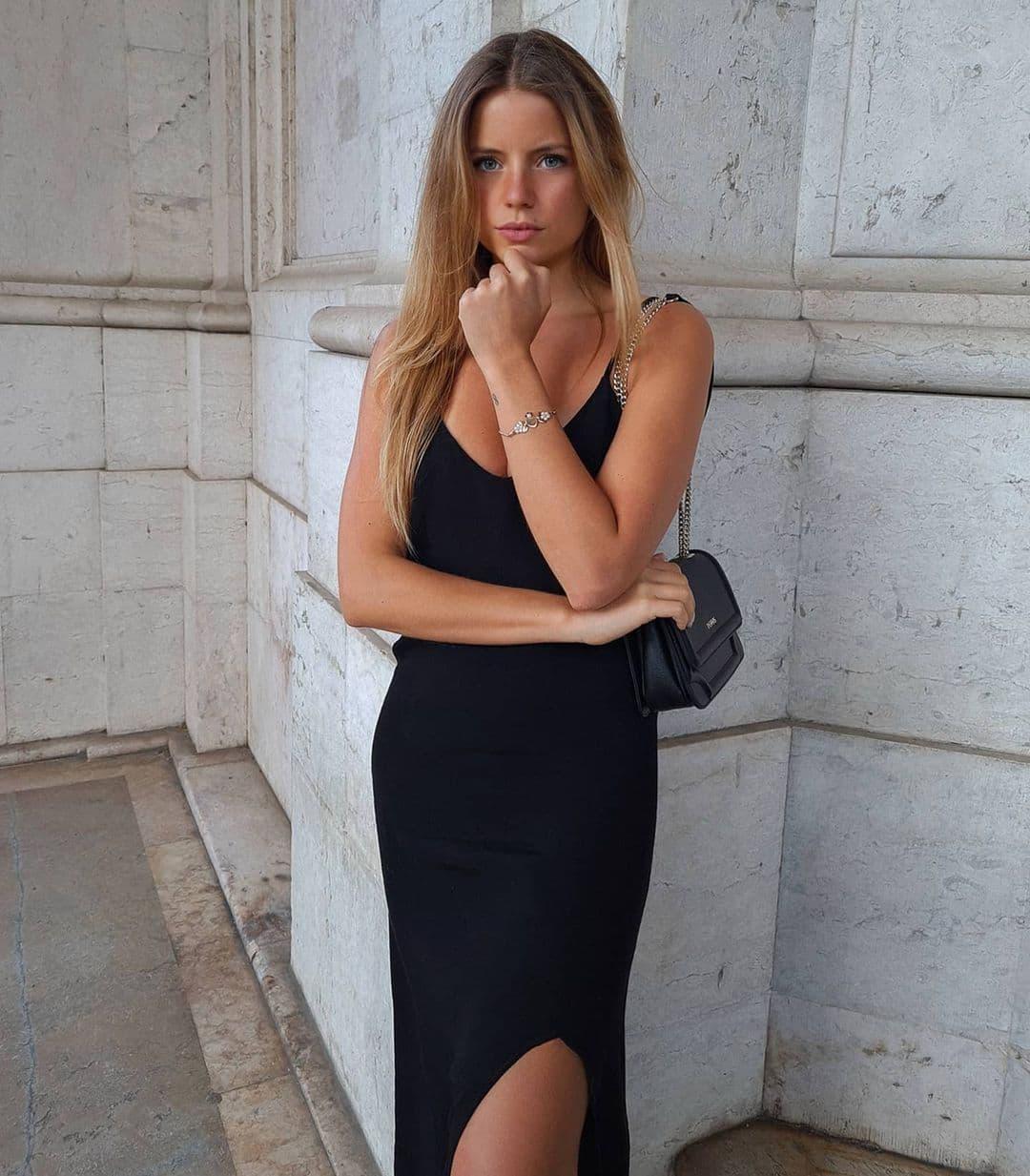 Инес Томаз – новая девушка Бернарду Силвы. Лучшее, что случилось с португальцем в 2020-м!