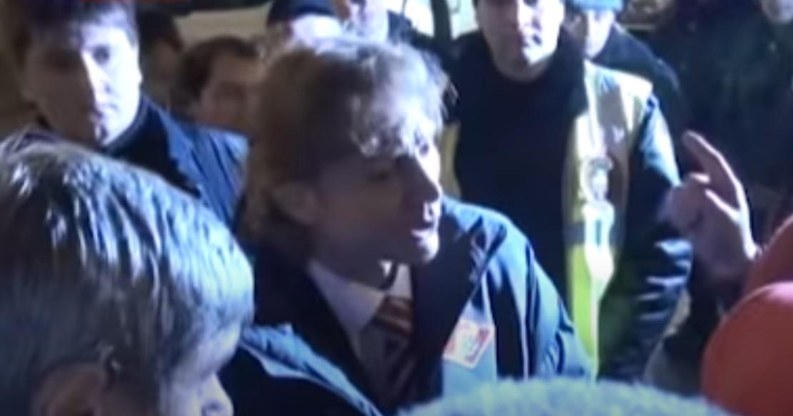 «Фалькао к нам не приедет!». 10 лет легендарному разговору Валерия Карпина с болельщиками после разгрома от «Порту»