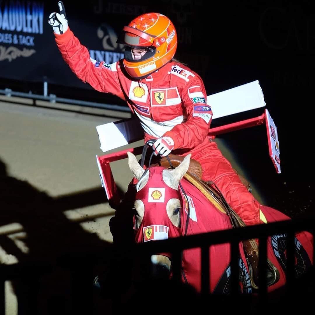 Формула-1, Феррари, выездка, видео, красава, Михаэль Шумахер