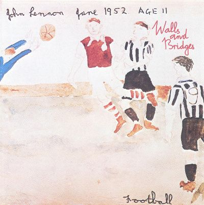 Победный гол Кубка Англии, ставший обложкой альбома Джона Леннона