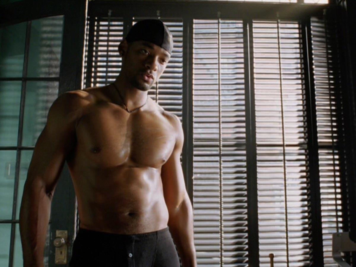 Уиллу Смиту – 52! Актер без ума от баскетбола, играл Али в кино, пропадает в спортзале