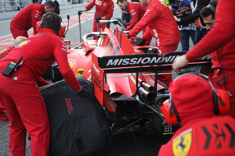 Себастьян Феттель, Формула-1, Гран-при Австрии, техника, Шарль Леклер, почитать, Феррари, тесты Формула-1