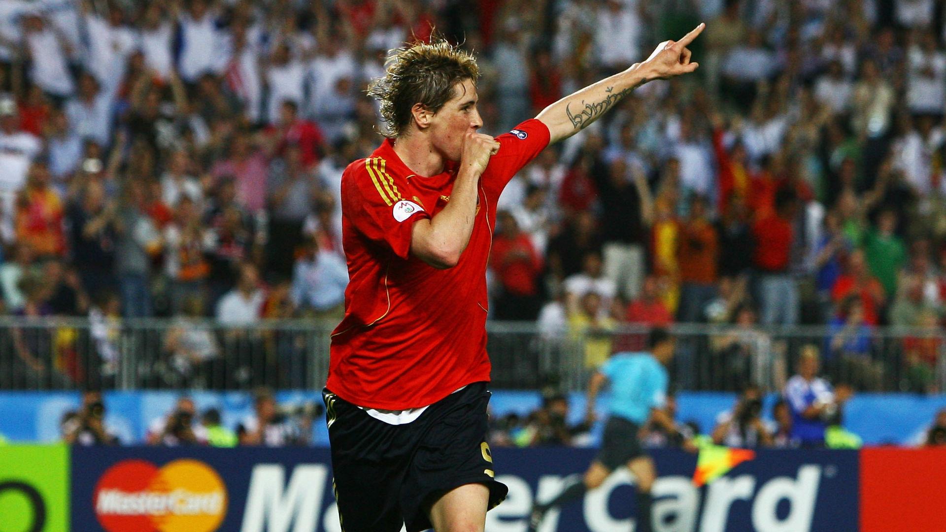 Тест: вспомните составы Испании и Германии в финале Евро-2008?