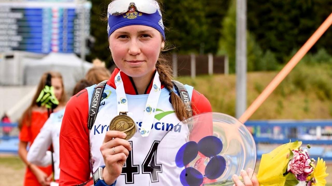 Женская золотая  биатлонная молодёжь. Перспективы на сезон 2020-2021