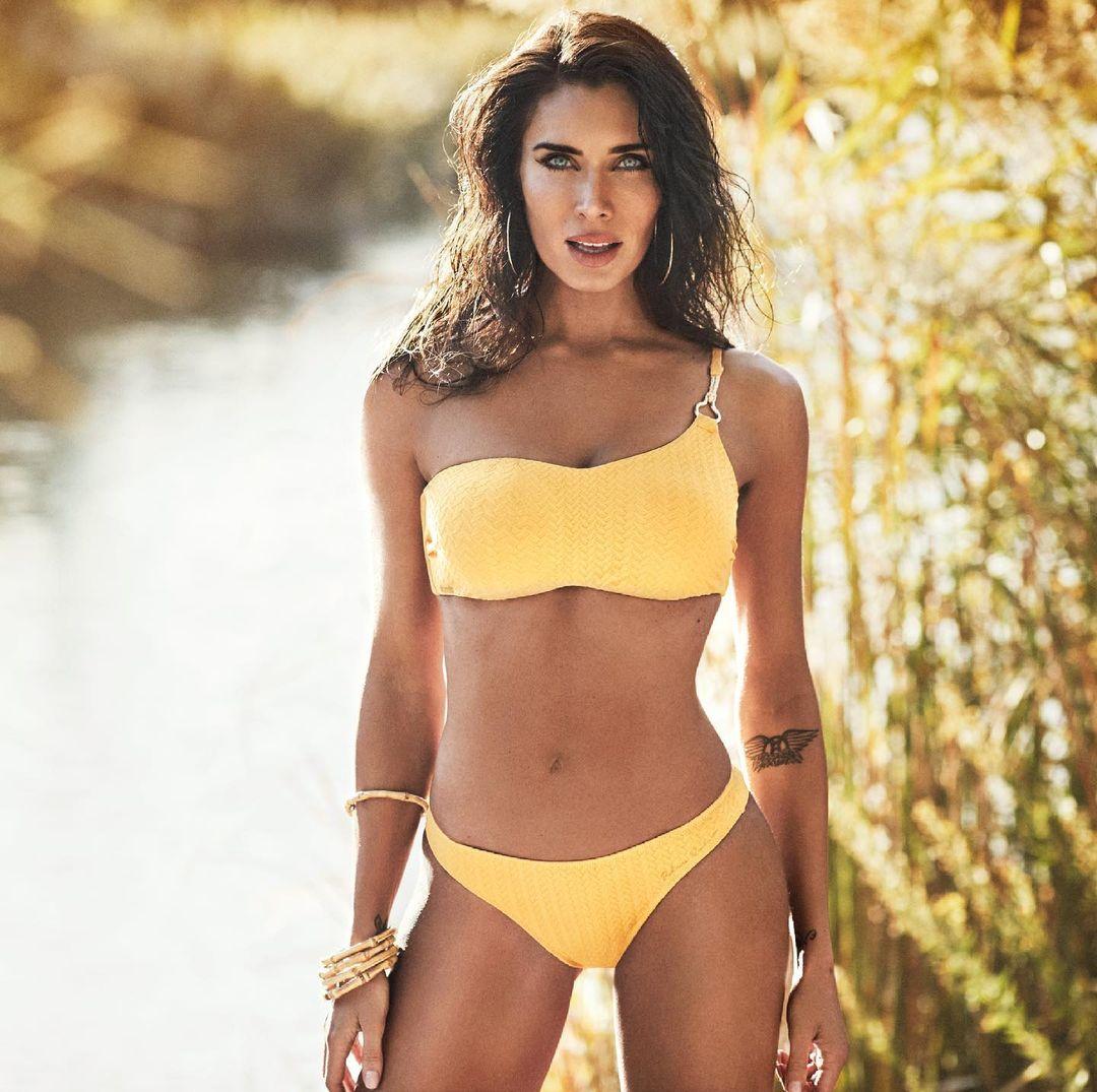 Жена экс-игрока «Реала» Серхио Рамоса. Больше фото внутри