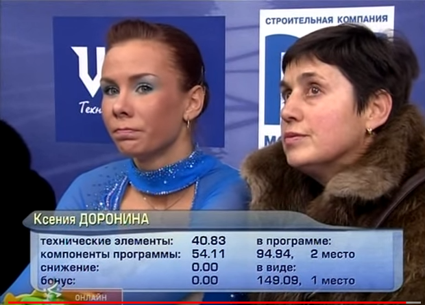 Безвременье: между Слуцкой и Поколением Next. О женском одиночном на Чемпионатах России 2007 и 2008