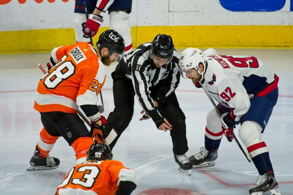 Филадельфия, НХЛ, Вашингтон
