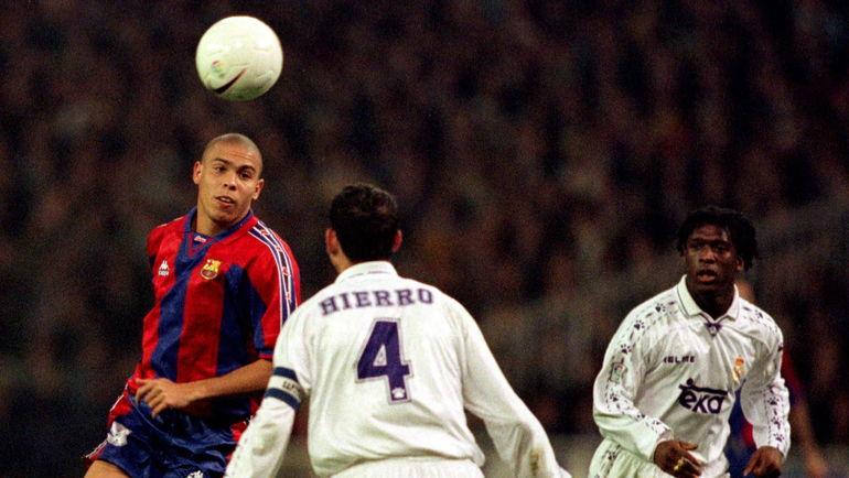 «Еще ни один негр в «Реале» толком не заиграл». Необычный обзор класико в «Футбольном клубе» Василия Уткина в 1997 году