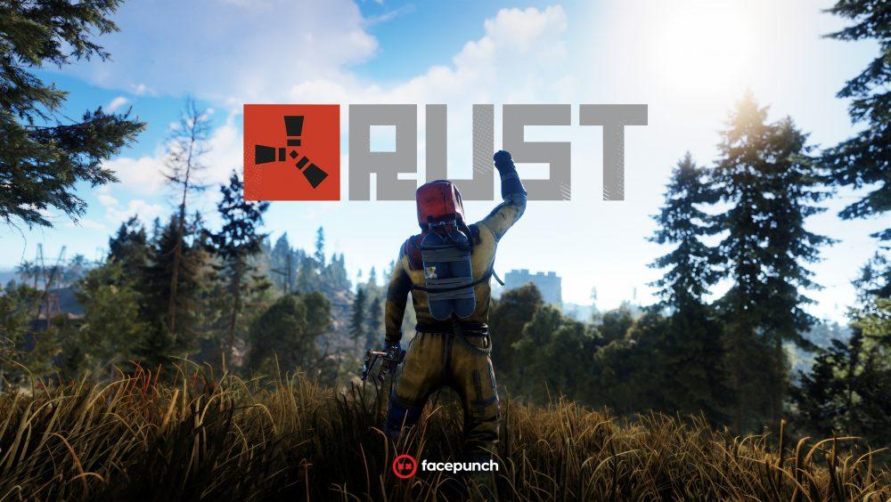 Скачать Rust – где купить на PS и Xbox симулятор выживания