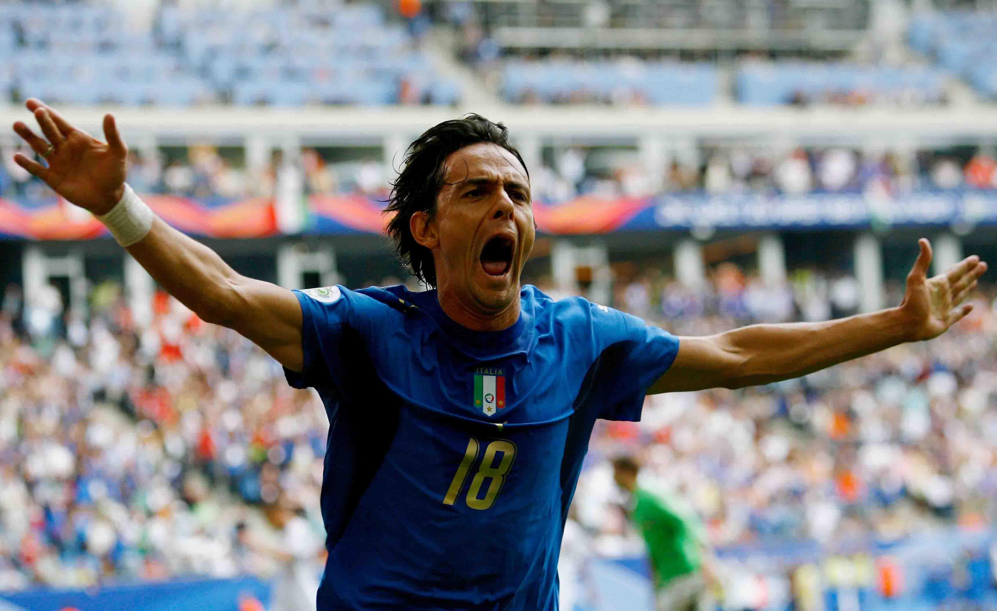 величайшие футболисты италии фото вспомогательных войск кавалерии