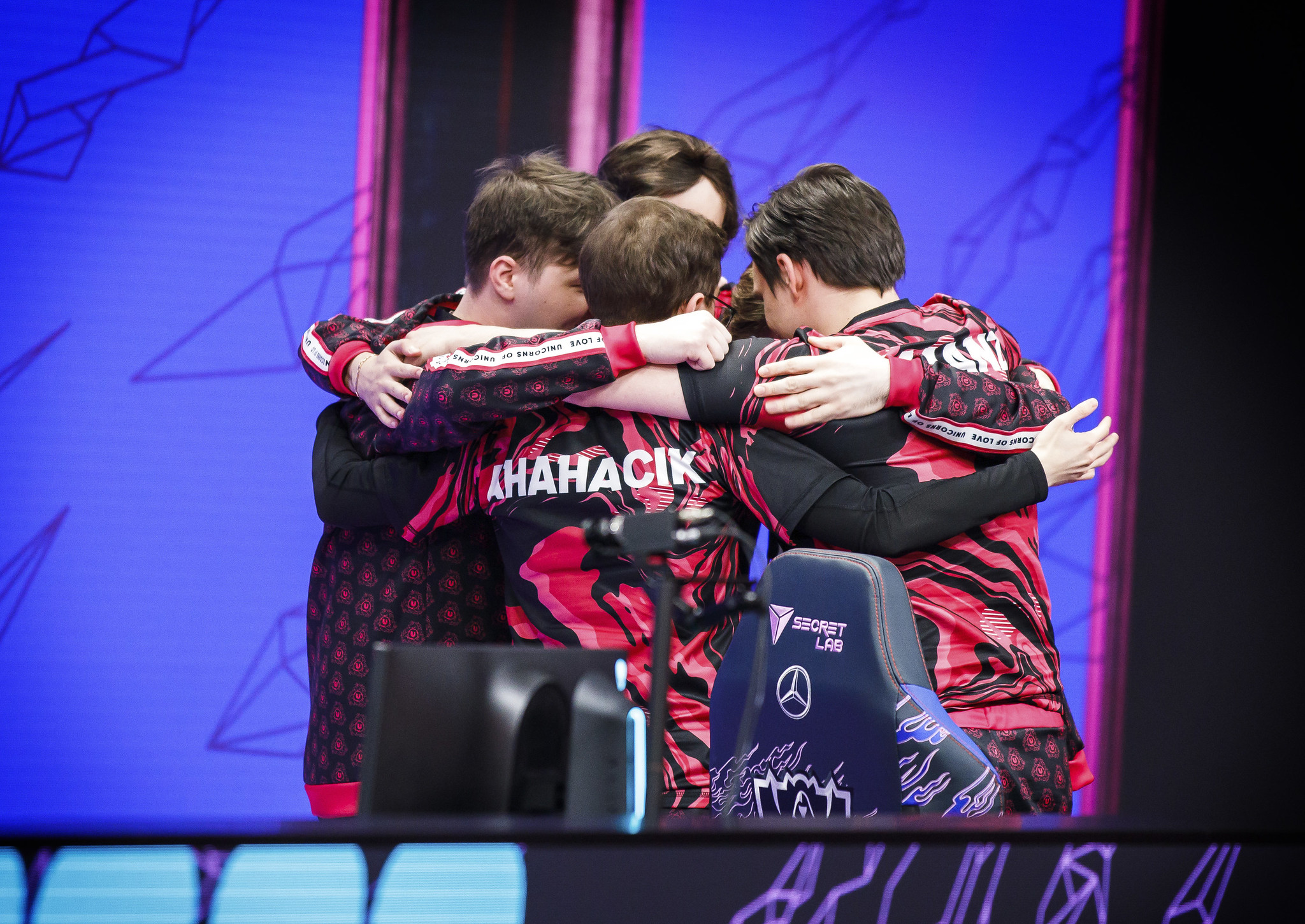 World Championship, Unicorns Of Love, PSG Talon